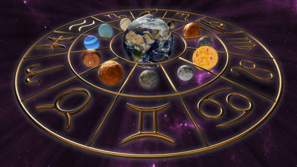 Influencia planetaria, libros sobre astrología
